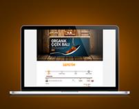 TADI MEMLEKET | E-COMMERCE WEBSITE DESIGN