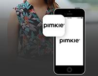 iOS Android - PIMKIE