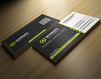 Corporate Business Card - RA54