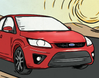 Ford Focus - The Game Changer
