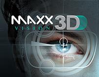 Identidade Visual - Linha Maxx Vision