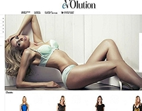 Evoque Premium Fashion Magento Web Theme