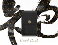 Card bag design