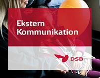 DSB Ekstern Kommunikation