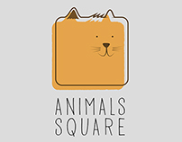 ANIMALS SQUARE