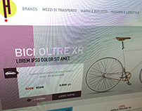 E.Commerce Website