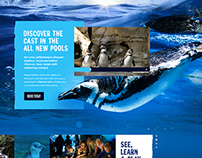 net magazine Design Challenge: Aquarium