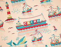 Cairo Poster
