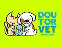 Doutor Vet | Logo Design + Mascots