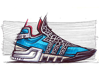 SKETCHING FOR SHOE LOVE