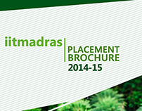 IITMadras Placement Brochure 2014
