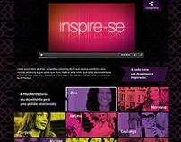 Hot site Inspire-se GNT