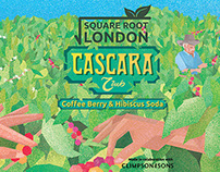 Cascara Club Square Root London