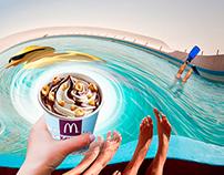 McDonald's Swirl