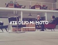 #TE DEJO MI MOTO