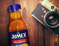Social Media Post Jumex