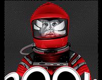 Kubrick Trilogy: 2001: A Space Odyssey