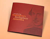 Shakespeare Birthplace Trust - Patrons Leaflet