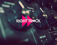 Right Track - Logotype, design and development