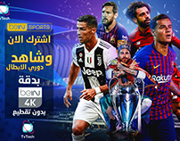 TvTech I Uefa Champions LEAGUE