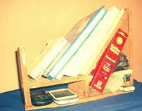 book organiser