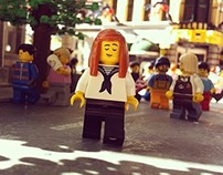 STREETPHOTOGRAPHY FROM LEGO CITY II