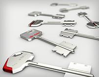 Keys concept