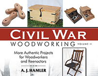 Civil War Woodworking, Volume II