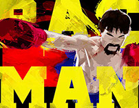 PACMAN SHIRT | A tribute to Manny Pacquiao