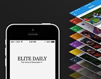 Elite Daily App