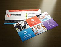 Corporate Business Card - RA55