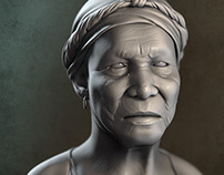 Garifuna Woman
