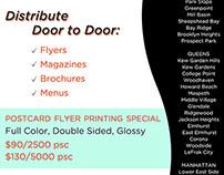 Door Hanger Ad