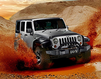 Jeep Posters
