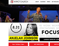 Impact Church | Website