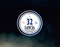 Lancia Classic Weekend Digital Identity