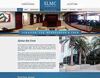 SLMC Law Site Design