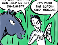 Everyone's a Centaur