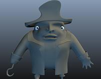 Pirate Model - WIP