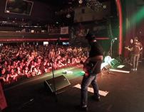 Live Show - Vorterix - Buenos Aires