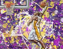 Kobe Tomahawk Slam