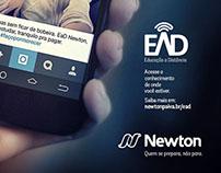 EaD Newton - Ensino a Distância