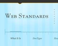 Web Standards Site