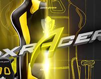 DXRacer Advertisement