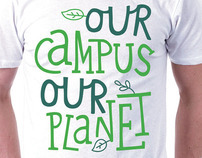 Our Campus, Our Planet