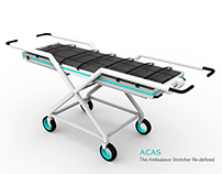 ACAS Ambulance Stretcher