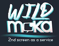 Wild Moka Logo design