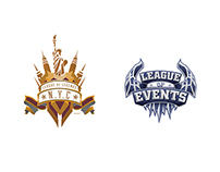 League of Legends NYC Logos