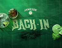 Jameson · Back in ·