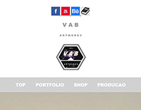 VABARTWORKS Website